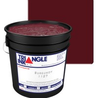 GDM Graphics Burgundy by Triangle