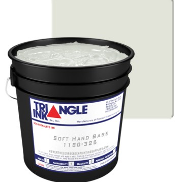 Triangle Soft Hand Base with GDM Graphics