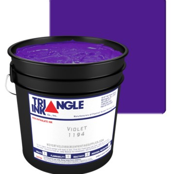 Triangle Inks presents Violet distributed by GDM Graphics
