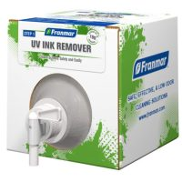 Franmar UV Ink Remover available at GDM Graphics