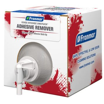 Franmar Ickee Stickee Unstuck Adhesive Remover available at GDM Graphics