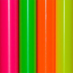 Heat Transfer Vinyl in Neon Colors