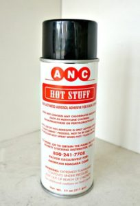 ANC Hot Stuff Flash Adhesive (Heat Activated) from GDM Graphics