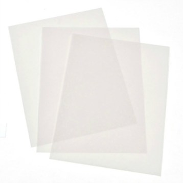 Translucent Vellum Sheets by GDM Graphics