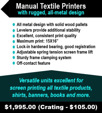 Feature-rich Econo Tex Series available at GDM Graphics