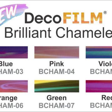 DecoFilm Brilliant Chameleon by GDM Graphics
