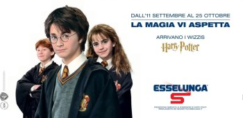 Esselunga Harry Potter 2017
