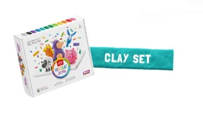 Hey Clay CO-OP