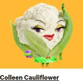 little garden cauliflower
