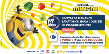 carrefour minions
