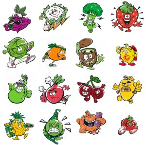 marbles characters