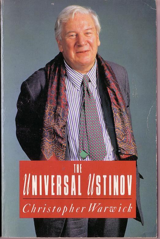 Image result for peter ustinov biography christopher warwick