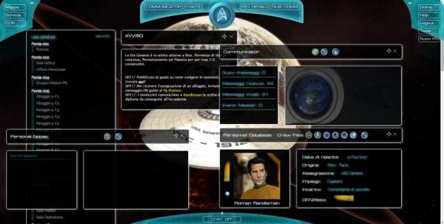 Enterprise - Plancia di comando