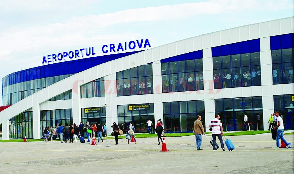 Noi terenuri intră în administrarea Aeroportului Internațional Craiova