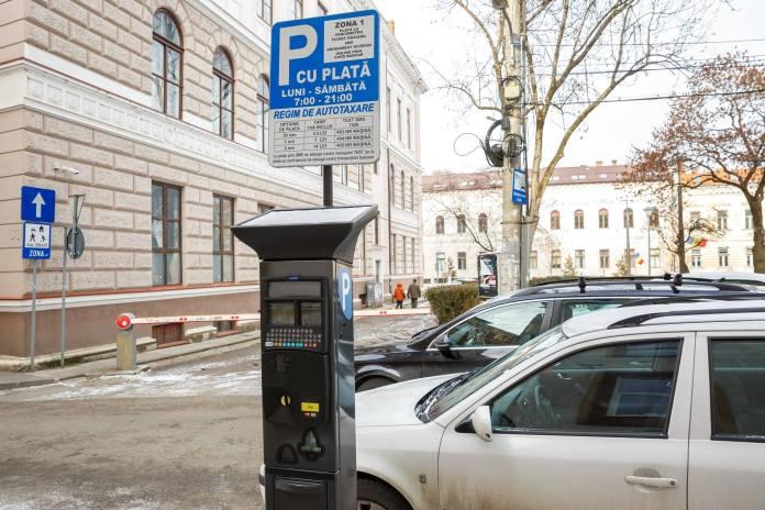 Parcometre pentru plata taxei de parcare, de genul celor de la Cluj, vor fi instalate şi la Craiova
