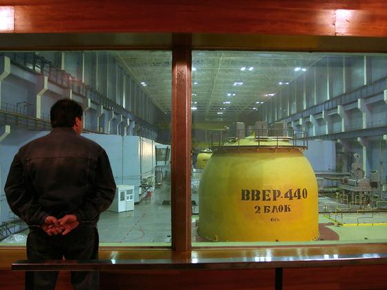 Un reactor de la centrala nucleară Kozlodui, care s-a oprit automat din cauza unei anomalii tehnice