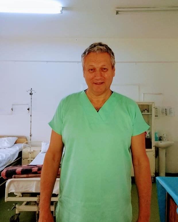 Dr. Riza a fost concediat din nou la începutul lunii iunie.