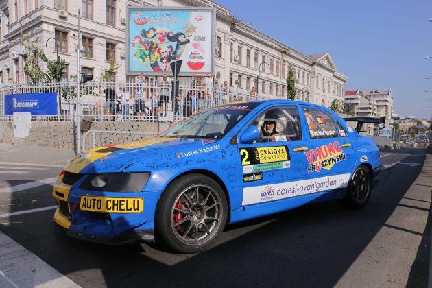 Campionatului Naţional de Super Rally ajunge sâmbătă în Craiova