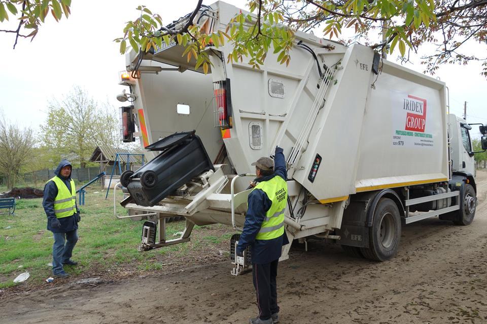 Craiovenii vor plăti pentru gunoi o taxă specială de salubrizareIridex va prelua o parte a angajaților de la Salubritate