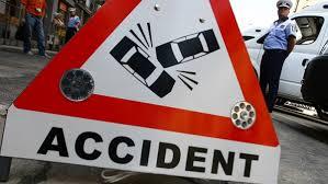 Doi morţi şi patru răniţi în urma unui accident rutier pe DN 29A