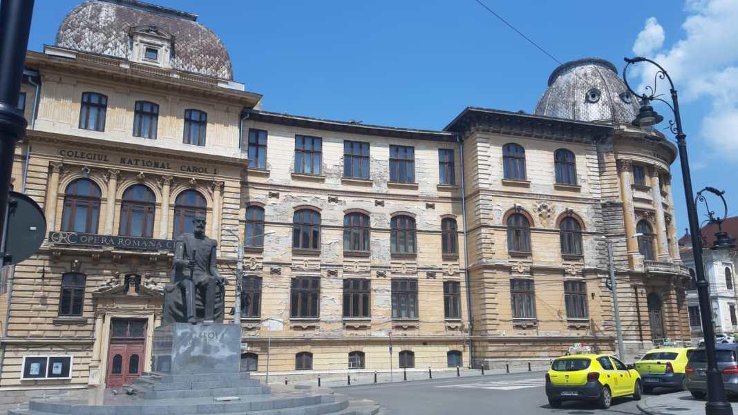 """Colegiul Național """"Carol I"""" aniversează 194 de ani on-line"""