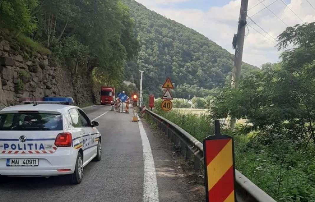 Vor fi restricții de circulație pe DN64Vor fi restricții de circulație pe mai multe drumuri din Vâlcea