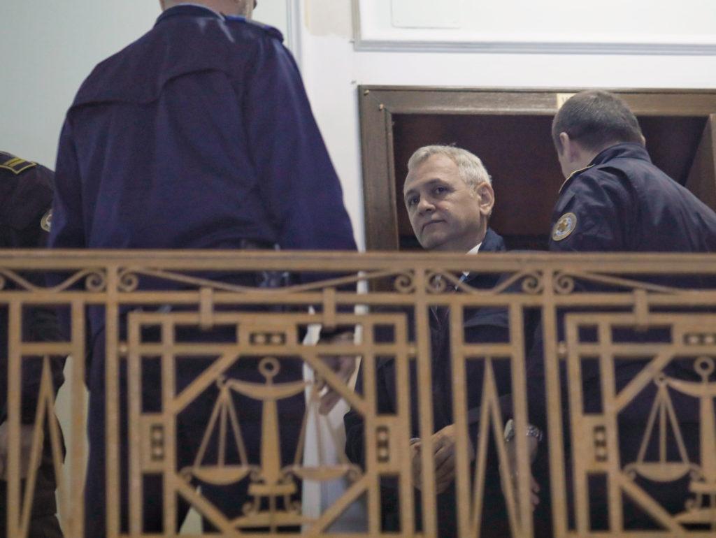 Eliberarea condiționată a lui Dragnea a fost respinsă de Tribunalul București