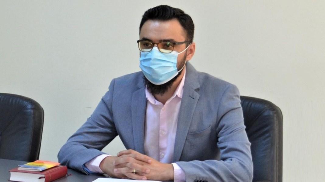 Prefectul de Vâlcea, confirmat pozitiv cu coronavirus
