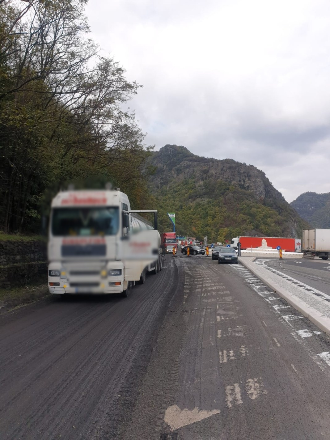 Vor fi impuse restricţii de circulație pe mai multe drumuri din Vâlcea