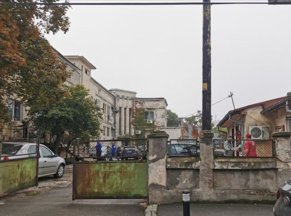Clădirile IML Craiova vor fi reabilitate. Patru firme au depus oferte pentru contractul de lucrări în valoare de circa 500.000 de euro.