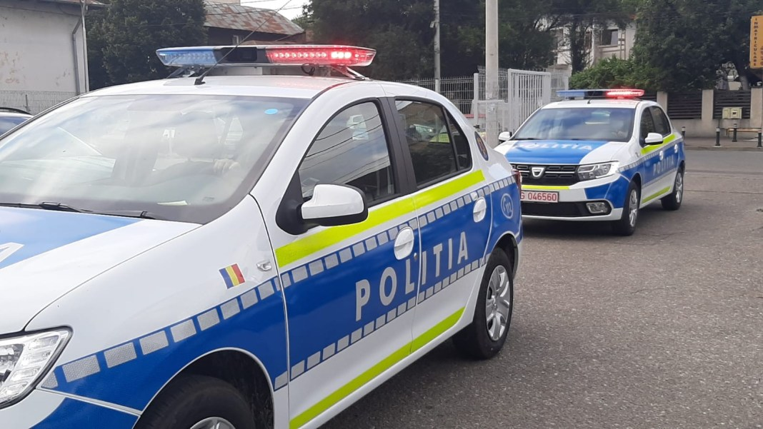 Anchetă după ce un polițist a fost amenințat cu moartea