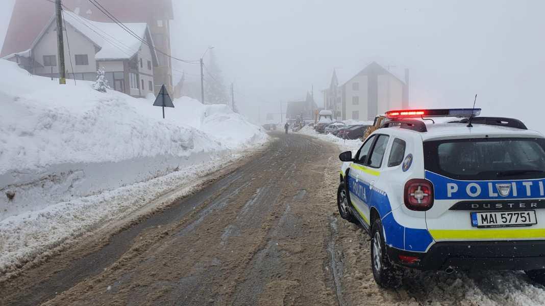 Gorj: Zeci de șoferi care au urcat la Rânca în ultima lună au rămas fără permisul auto