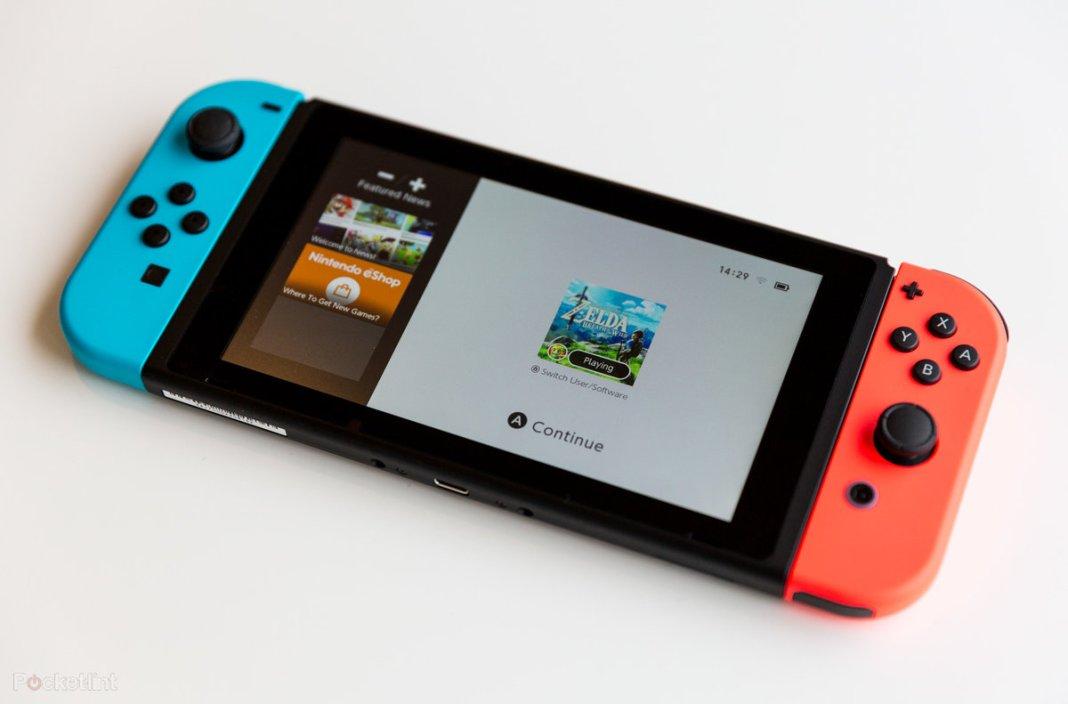 Nintendo va lansa o consolă de jocuri Switch cu ecran de 7 inci