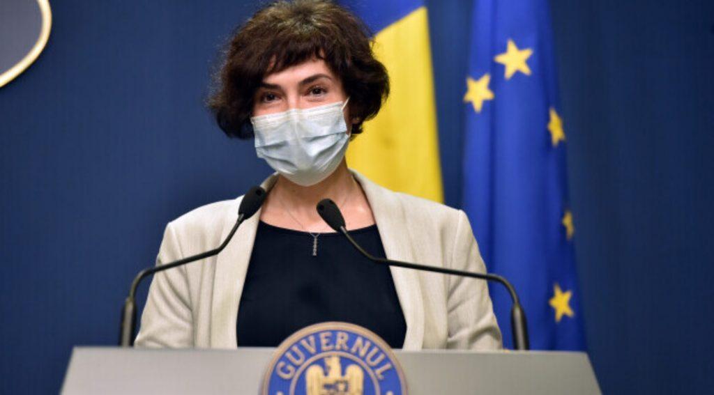 Un ordin al Ministerului Sănătății semnat de fostul secretar de stat Andreea Moldovan și publicat în Monitorul Oficial pe 15 aprilie