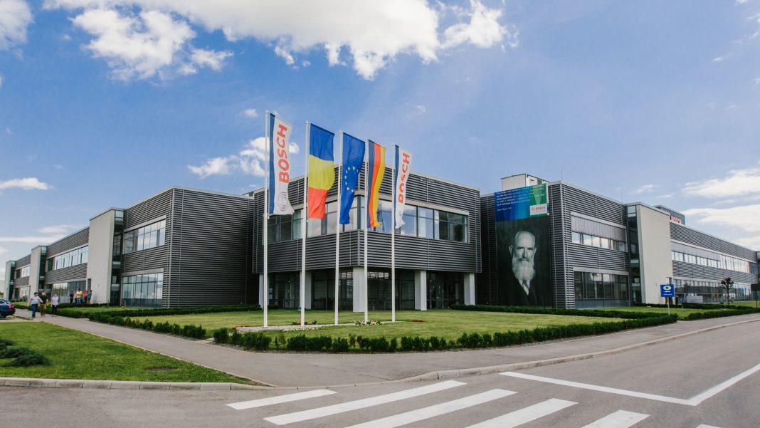 Bosch a deschis centru de vaccinare în fabrica de componente auto electronice din Cluj