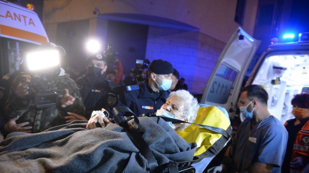 La Spitalul Foişor au fost internați deja 7 pacienţi cu COVID-19 la ATI, iar transferul bolnavilor va continua la interval de 60 - 90 minute