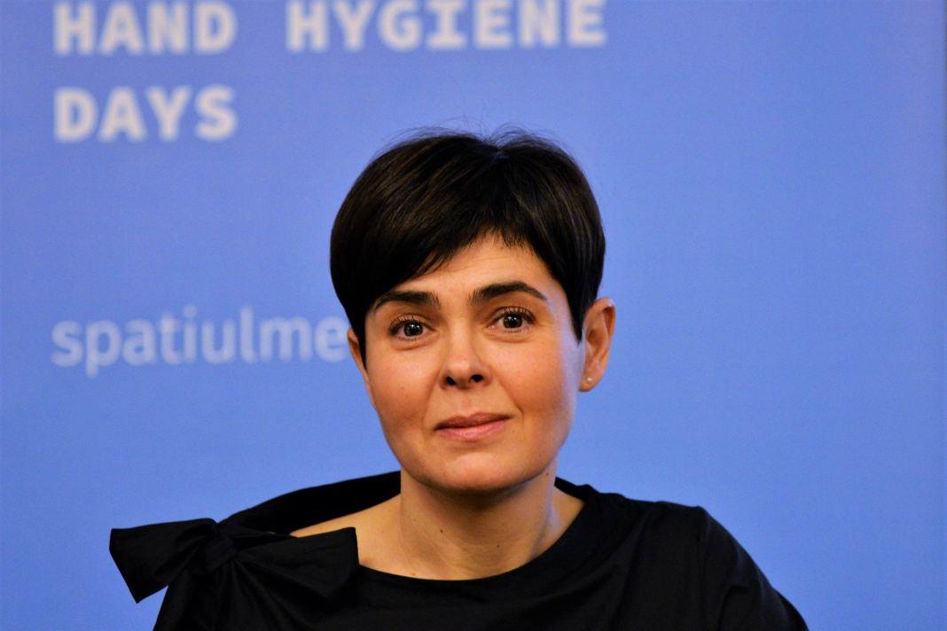 Andreea Moldovan are un nou job la Organizația Mondială a Sănătății