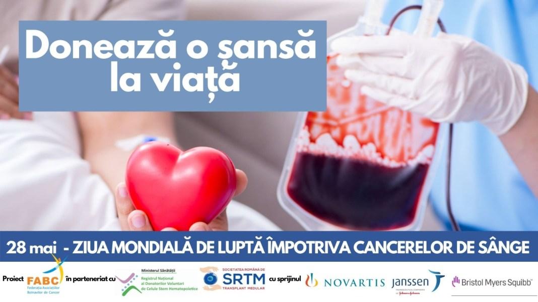 Niciun donator de celule stem hematopoietice în anul de pandemie 2021