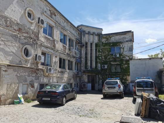Clădirile Institutului de Medicină Legală din Craiova au intrat de o lună în reabilitare