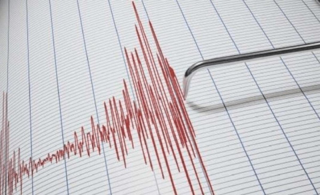 Cutremur cu magnitudinea 2,8