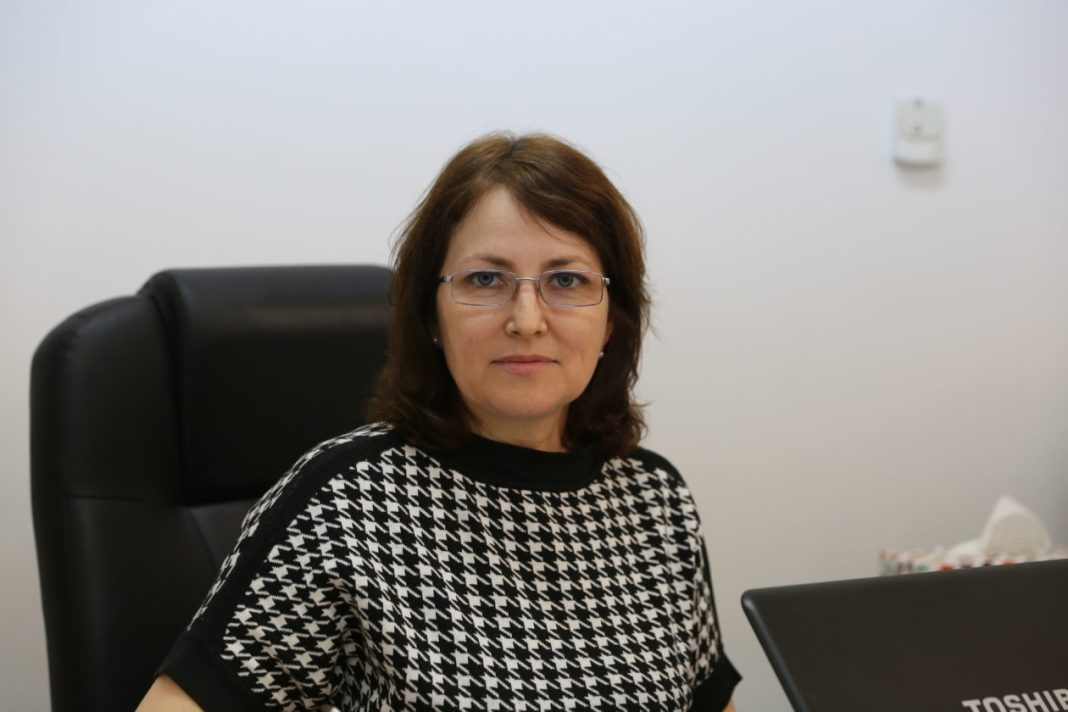 Lorena Nicolăiță, administrator Termo Urban