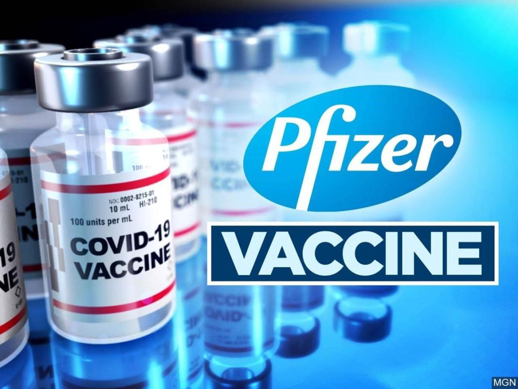 Peste 700.000 de doze de vaccin Pfizer sosesc în România