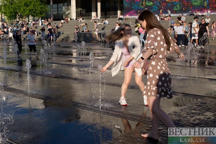 Valul de caniculă a ajuns şi în Rusia