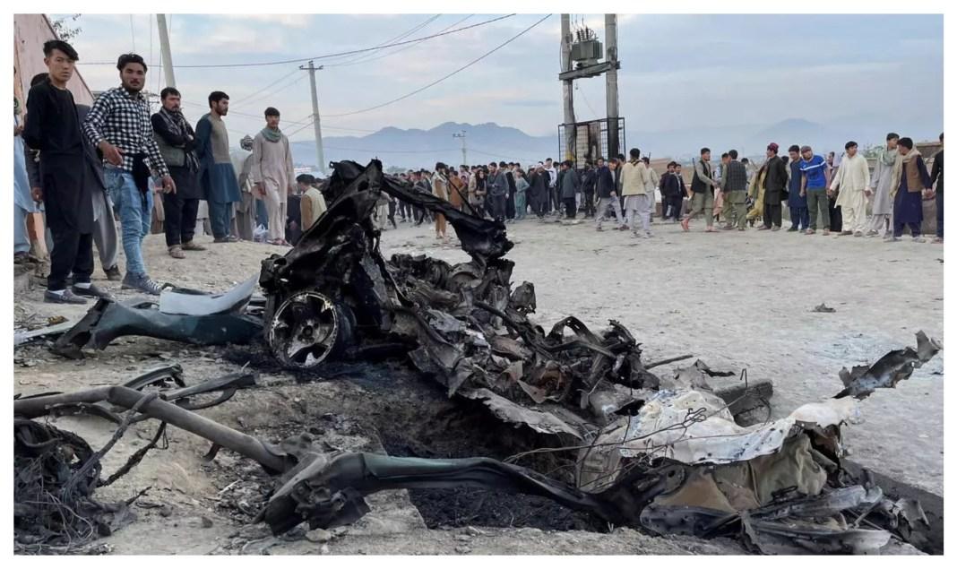 Atac cu bombă la Kabul. Cel puțin 12 persoane au fost ucise de explozii
