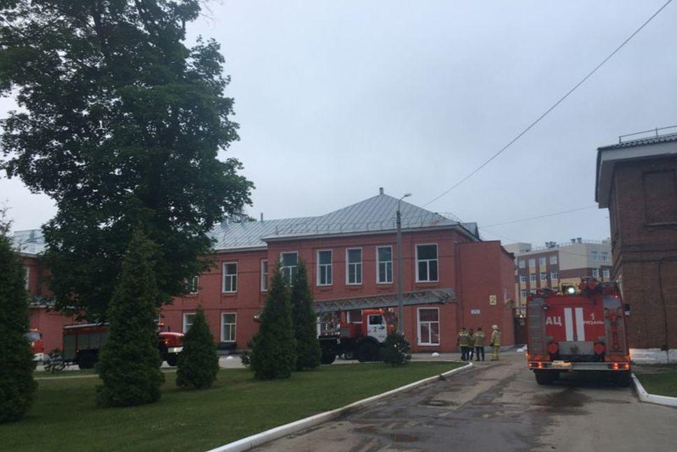 Trei pacienţi ai unui spital din Rusia au murit într-un incendiu