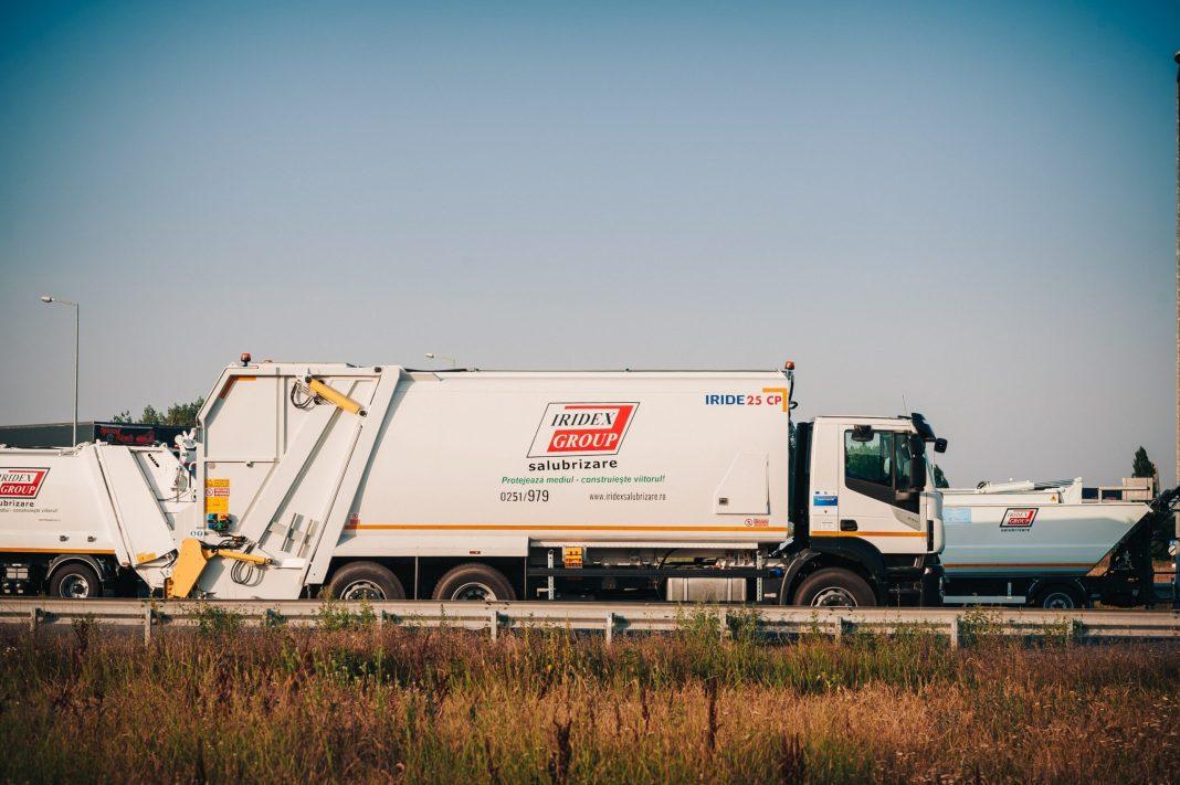 Iridex Group Salubrizare colectează deșeurile din activități de reamenajare şi reabilitare a locuințelor și deșeurile voluminoase