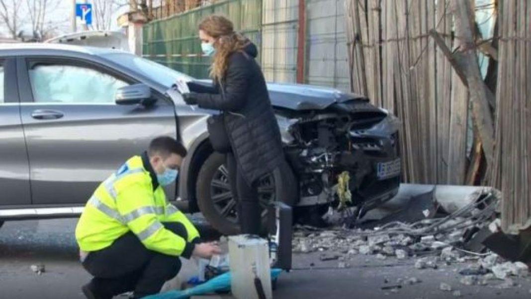 Dosarul şoferiţei care a accidentat mortal două fete în București, întors de judecători la Parchet