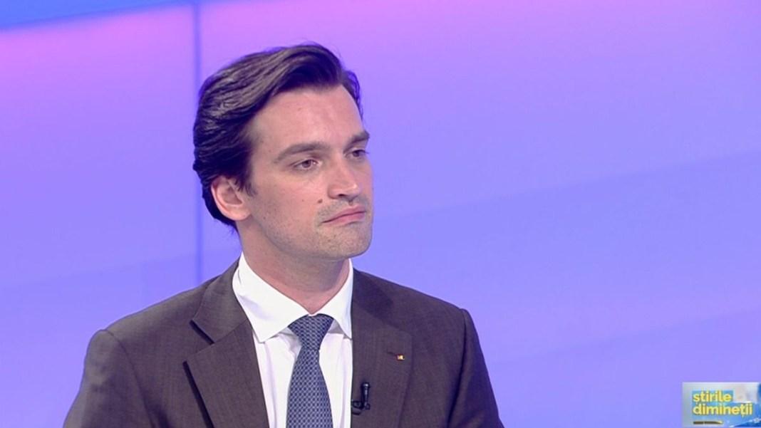 Andrei Baciu: Incidența cazurilor de COVID la tineri a crescut în România cu 120-130 la sută
