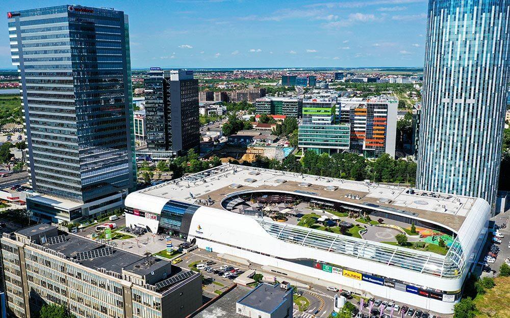 Cum va arăta Promenada Mall la Craiova/