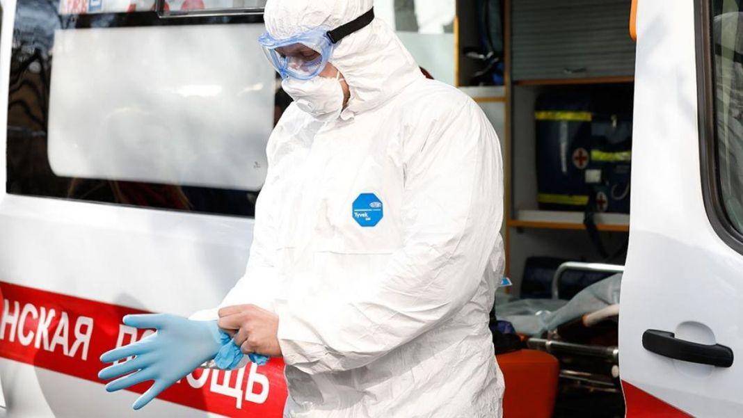 Rusia a înregistrat astăzi un număr record de decese zilnice din cauza COVID
